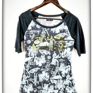 Star Wars Women's Small Sleepwear